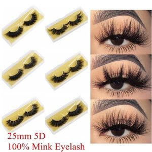 25MM lashes !